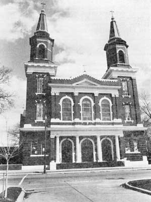 Our Lady of Mt. Carmel Wyandotte